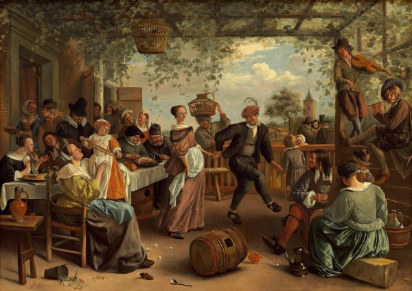 160613 13th June Art Talk: Dance As Portrayed by Artists Throughout History