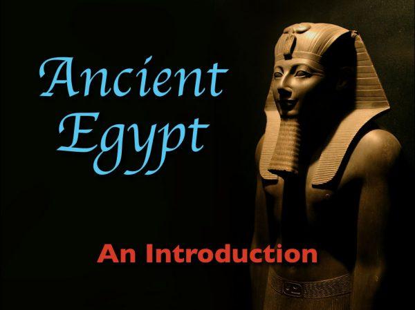 New Group - Egyptology