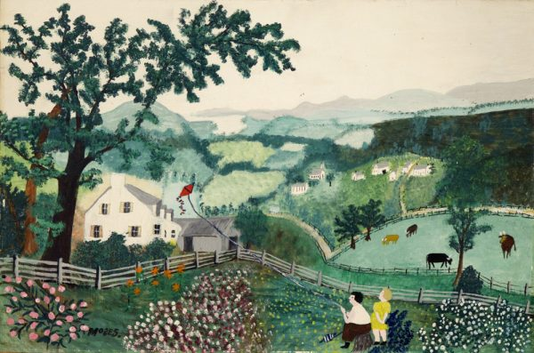 160314 Art Talk 14th March 2016: Grandma Moses