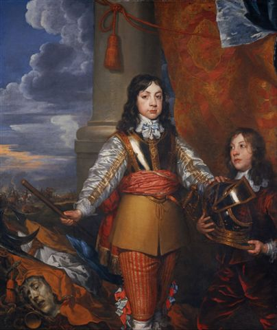 170313 History Talk: Charles II The Wilderness Years