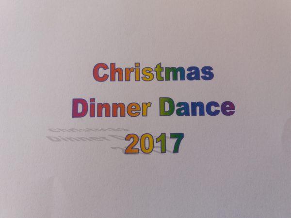 Christmas Dinner Dance 2017