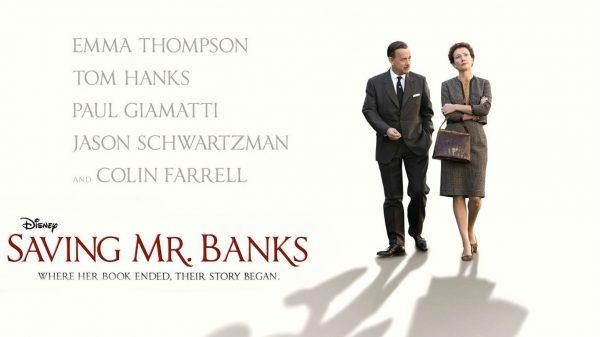 Film 11th April: Saving Mr Banks