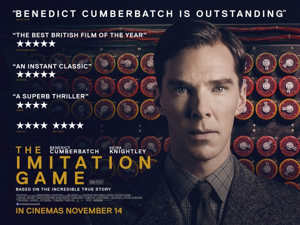 Film 14th March: The Imitation Game