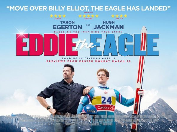 Film 9th Jan 2017: Eddie The Eagle