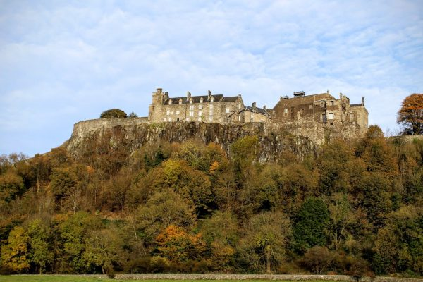 170529 29th May History Talk: Stirling and its Role in Scotland's History