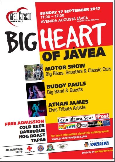 170917-Sunday, 17 September - Big Heart Fireman Fundraiser