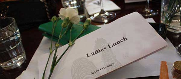 Ladies Lunch logo