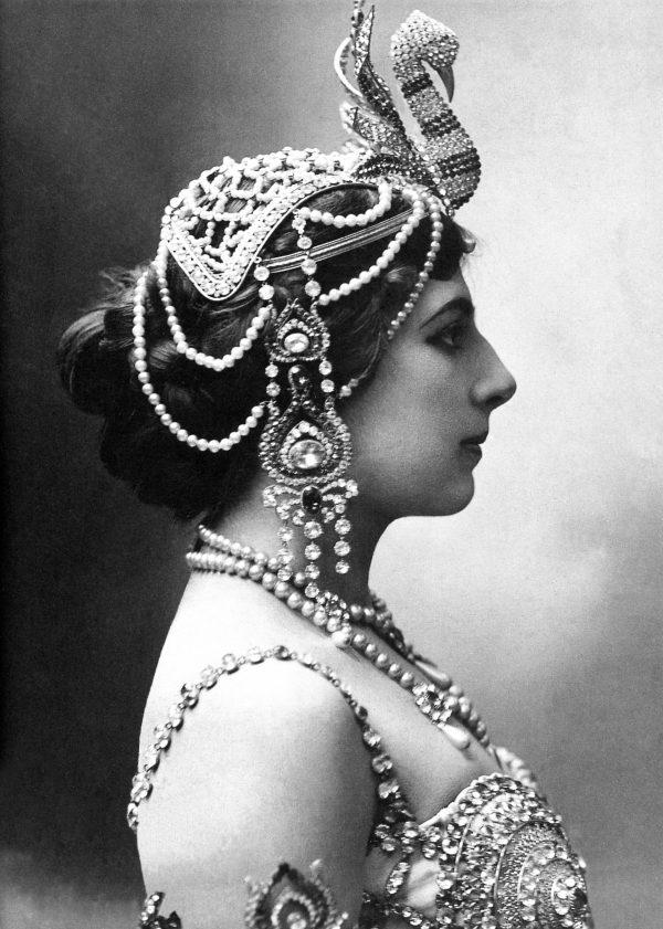 160425 History Talk 25th April 2016: Mata Hari