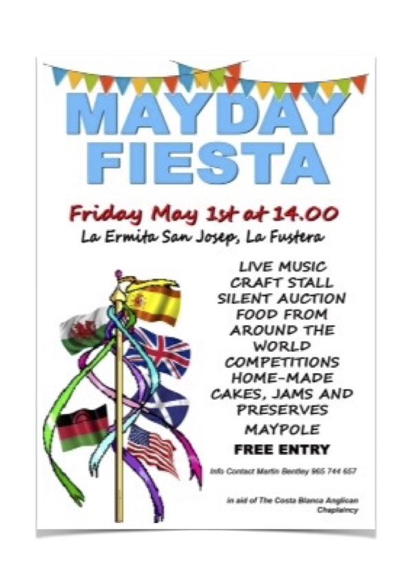 May Day Fiesta