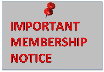 Membership Renewals 2016 - Final Reminder