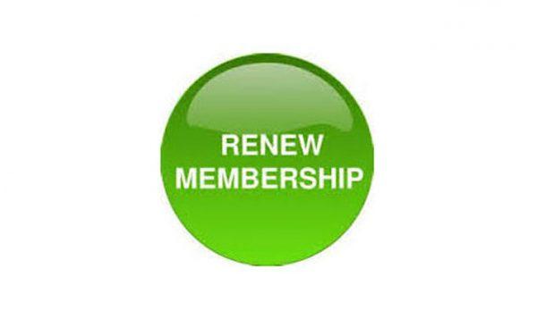 Membership Renewals 2017