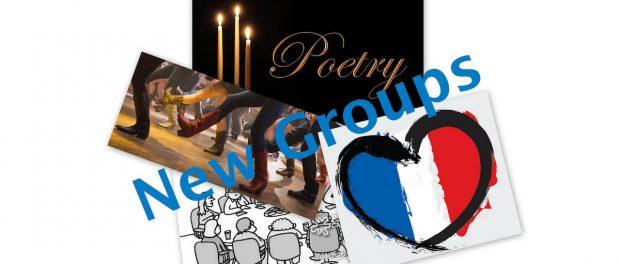 New Groups