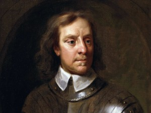 150629 History Talk 29th June Oliver Cromwell