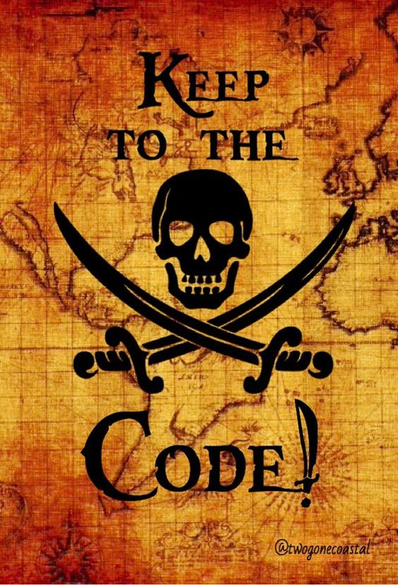 170410 10th Apr History Talk: The Golden Age of Piracy – 1650 - 1730