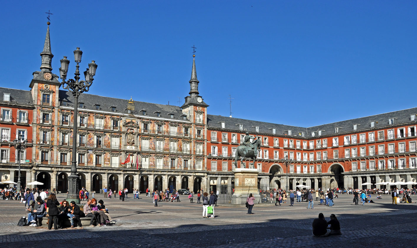 Plaza Mayor, Madrid – U3A Moraira-Teulada
