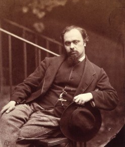 160926 Art Talk 26th Sep: Dante Gabriel Rossetti