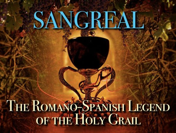 161010 History Talk 10th Oct: Sangreal The Romano-Spanish Legend of the Holy Grail
