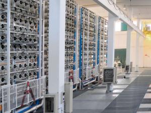 Anjasa desalination plant, Jávea