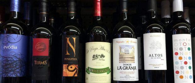 Spanish-Red-Wines