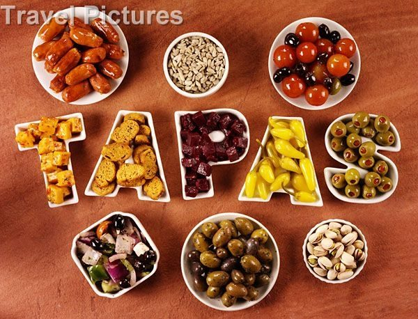 Recipe : TAPAS AND NIBBLES