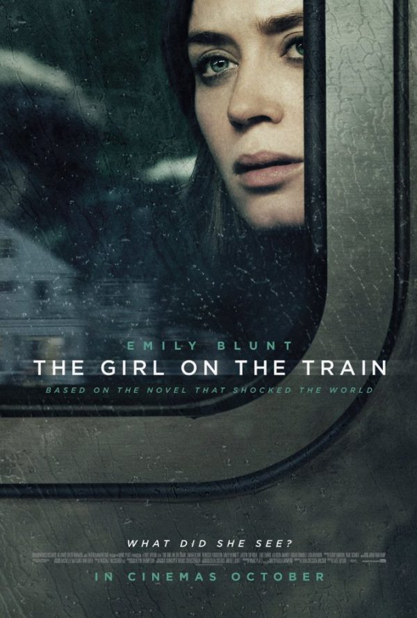 Film Group Mon 13th Nov: The Girl On The Train
