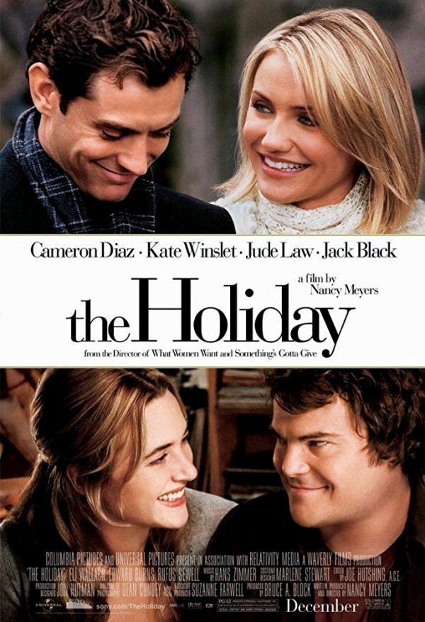 Film Group Back Catalogue - The Holiday