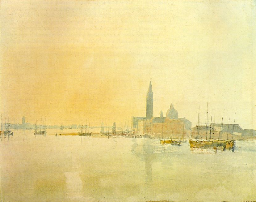 151026 26th Oct Art Talk: The Magic of Turner's Watercolours