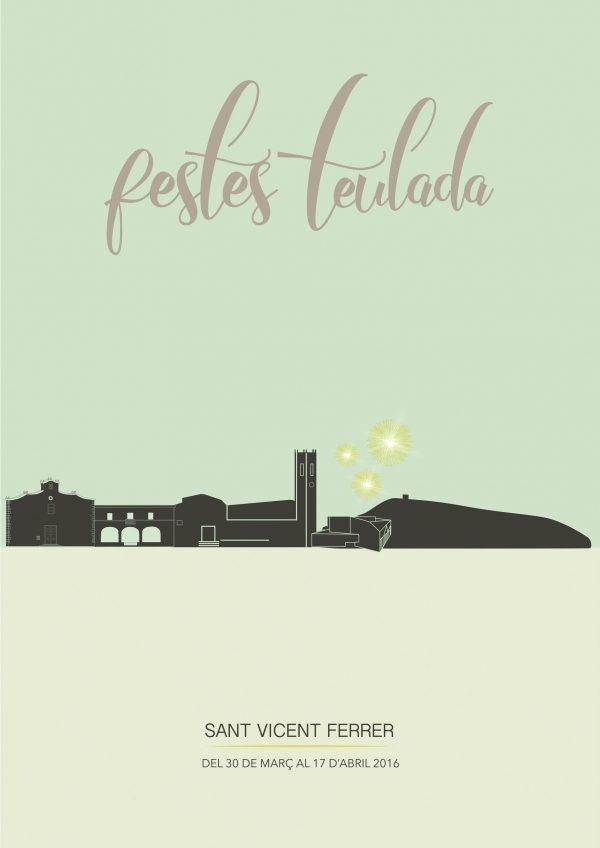 SANT VICENTE FERRER – SAINT'S DAYS TEULADA-MORAIRA 30th March - 17th April 2016