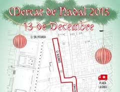 Christmas market in Teulada - Sunday 13th December 2015