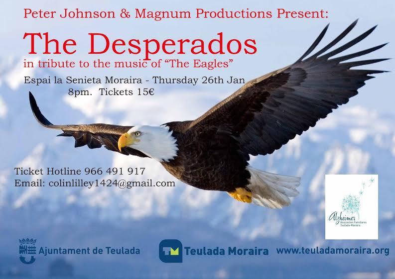The Desperados in Concert 26th January 2017