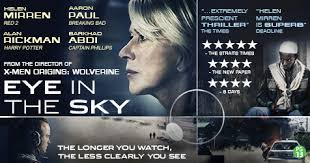 Film 12th December 2016 Eye In The Sky
