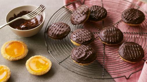 Recipe - Jaffa Cakes