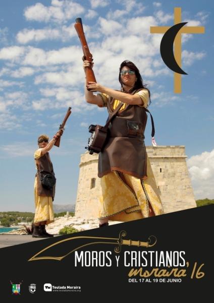 Programme Moraira Moors and Christians 2016