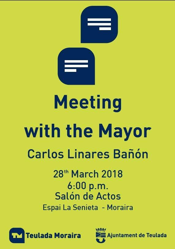 meeting mayor