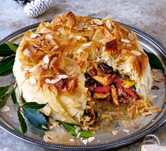 Recipe : Moroccan-spiced turkey pie