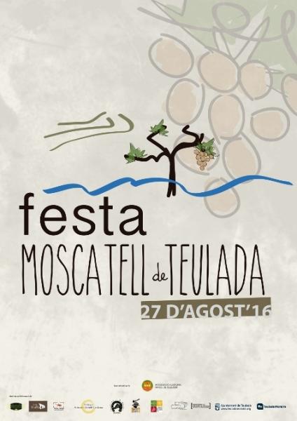 """""""Festa del Moscatell"""" Teulada"""