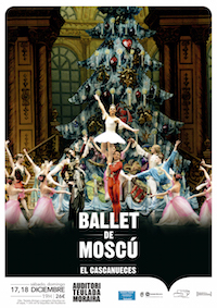 Ballet : The Nutcracker. Auditorio Teulada.