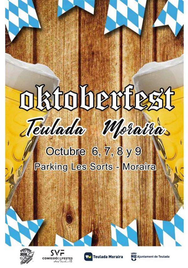 Oktoberfest in Moraira 2017