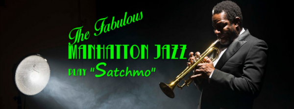 Lions Club Moraira. Manhatton Jazz Play Satchmo