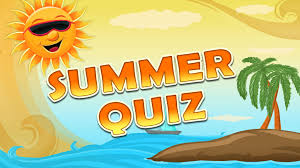 Answers to Summer Quiz