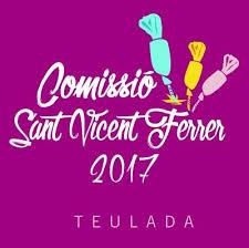 Fiesta for Teulada in honour of Sant Vicent Ferrer 2017