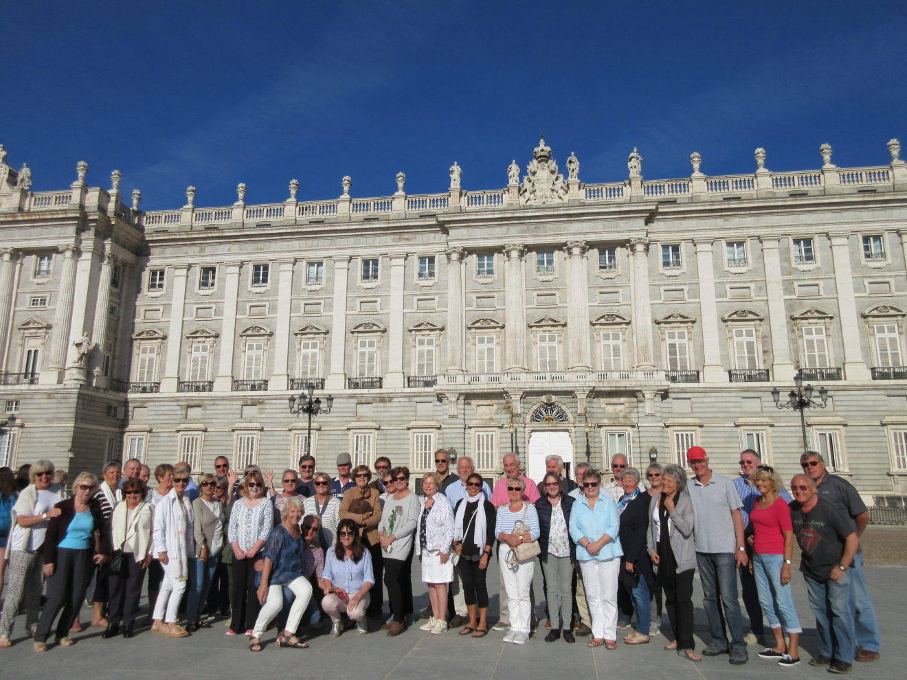 travel group Madrid