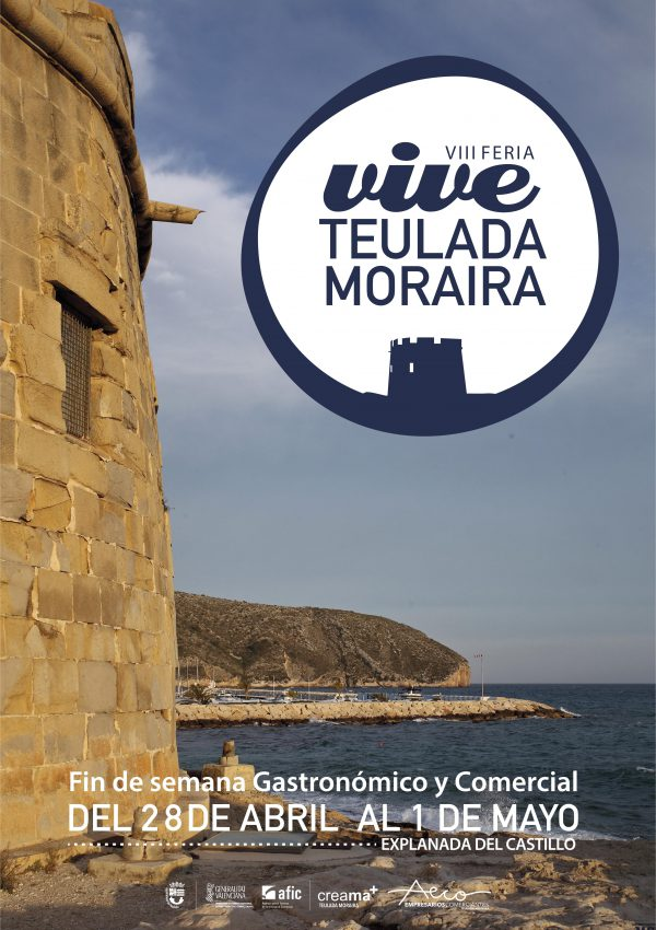Vive 2017 !! Moraira Gastronomic and Commercial Fair