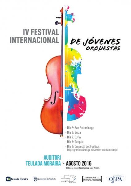 IV International Festival of Youth Orchestras